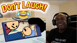 TRY NOT TO LAUGH CHALLENGE # 20 - Cyanide And Happiness Compilation Edition