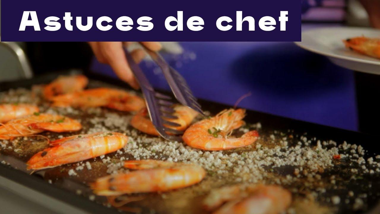 Technique Culinaire N 2 La Cuisson A La Plancha Youtube