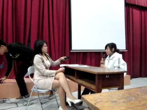 phỏng vấn thử 1