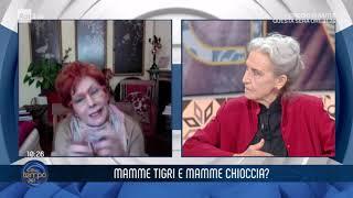Barbara Alberti E Maria Rita Parsi: Mamme Tigri O Mamme Chiocce? - C'è Tempo Per... 02/07/2020