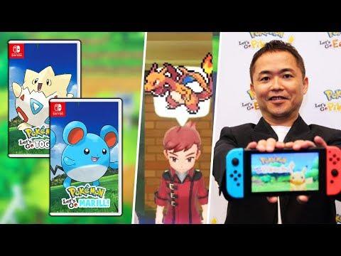 POST GAME, LETS GO JOHTO GAMES & MORE!  Mr Masudas BIG Pokémon Lets Go Interview