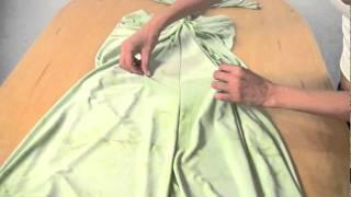 Как сшить платье за 2 минуты(Как сшить платье за 2 минуты., 2011-12-08T23:37:34.000Z)