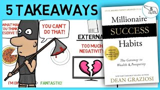 MILLIONAIRE SUCCESS HABITS REVIEW (BY DEAN GRAZIOSI)