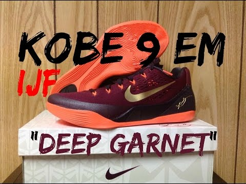 3ee106a4cef Kobe 9 EM