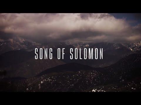 Martin Smith - Song of Solomon (Official Lyric Video)