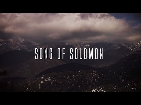 The song of solomon song of songs