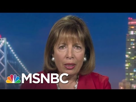 Rep. Jackie Speier: James Comey Firing Is A Constitutional Crisis | The 11th Hour | MSNBC