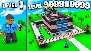 I BUILT A LEVEL 999,999,999 ROBLOX PRISON
