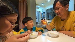 全家一起吃3種特殊口味湯圓|義美布丁湯圓這次有中!