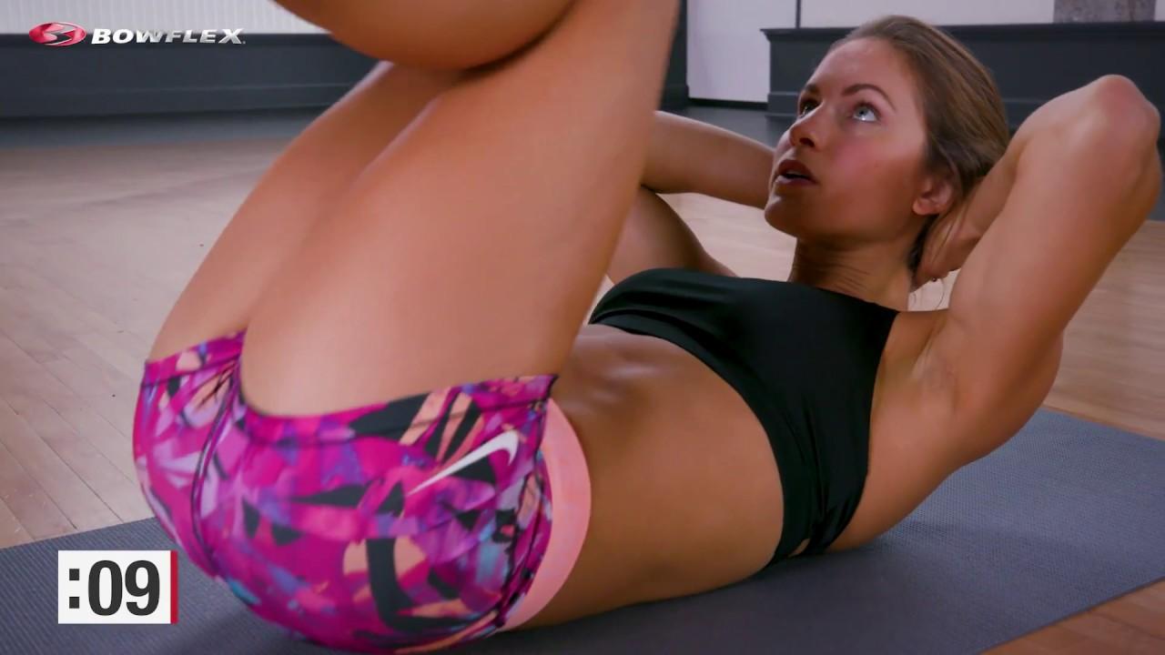 The Bowflex 1 Minute Core Workout