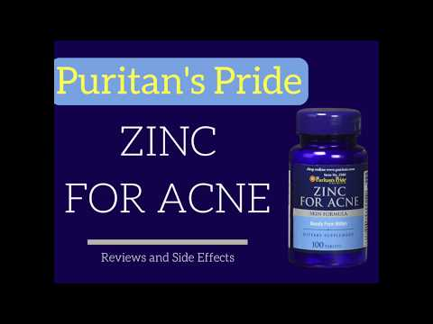 hqdefault - Zinc For Acne Side Effects