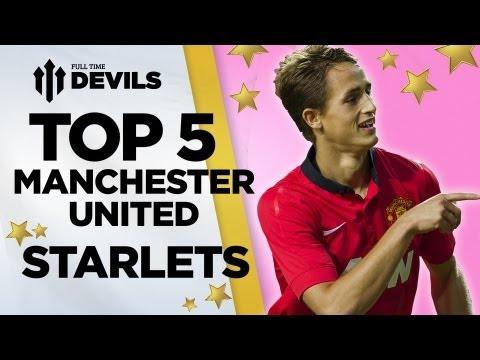 Januzaj or Zaha at #1? | Top 5 Young Players | Manchester United 2013/14