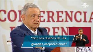 El presidente Andrés Manuel López Obrador dijo que el escritor Héctor Aguilar Camín y el historiador Enrique Krauze, deben vivir de forma austera fraterna y solidaria, conforme a la nueva normalidad
