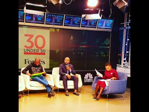 CNBC Africa: OnCast on Forbes Africa 30 under 30 Panel