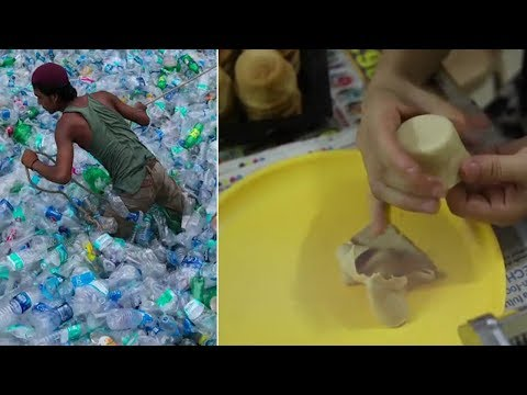 Afghan women refugees are India's plastic waste warriors too