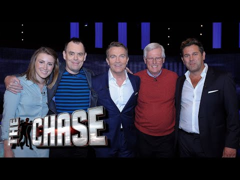 The Celebrity Chase ft. John Craven | Behind The Scenes