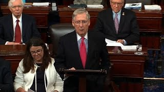 Senate votes to trigger nuclear option