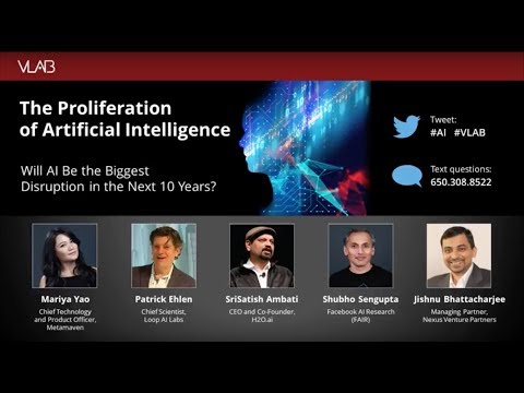 The Proliferation of Artificial Intelligence