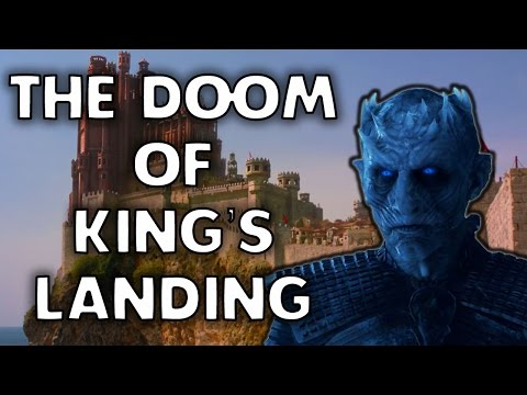 The DOOM of King's Landing WILL HAPPEN! Game of Thrones Theory!