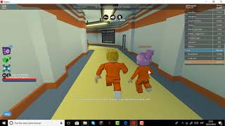 escaping the unimaginable /ROBLOX