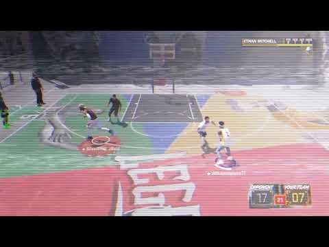 NBA 2K18: 2nd Mixtape
