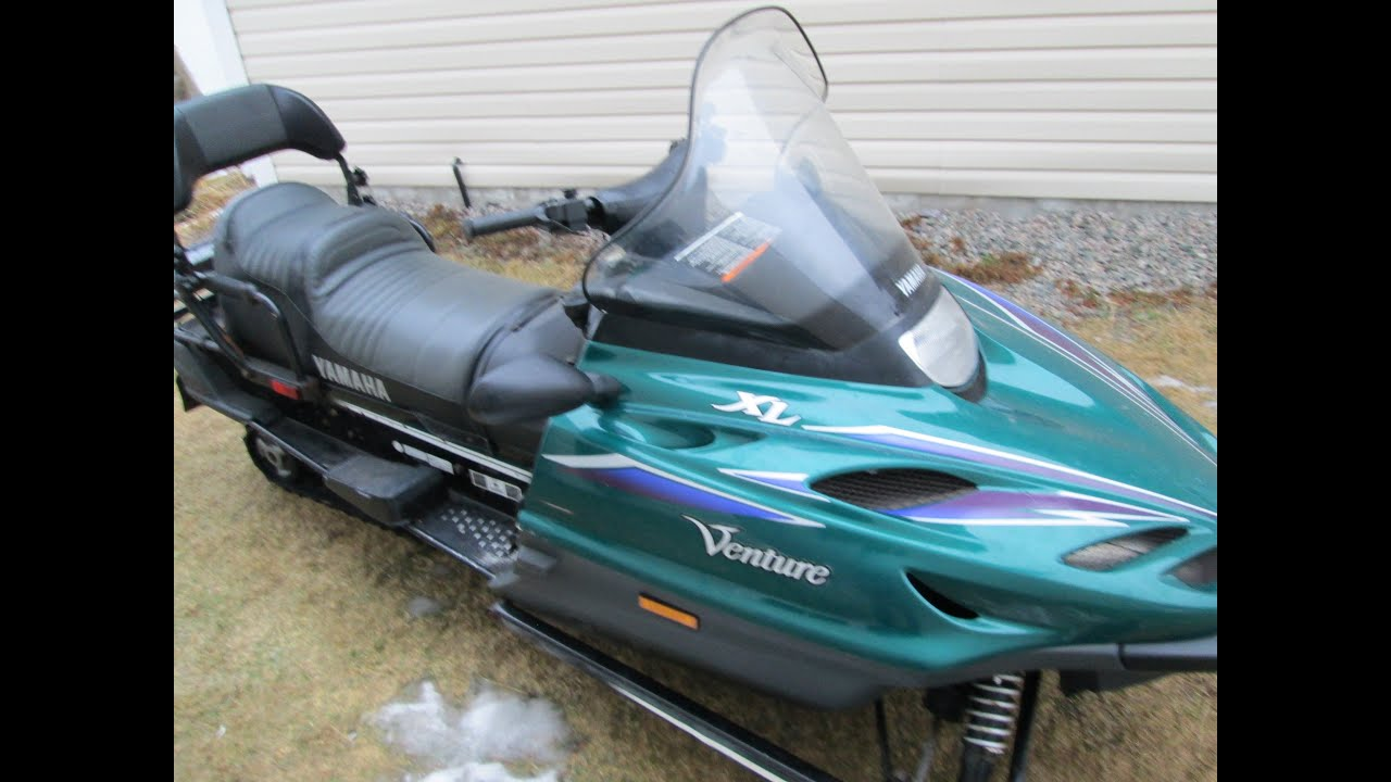 Yamaha  Up Snowmobile