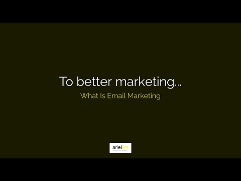 1MMV 016 - What Is Email Marketing