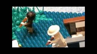 LEGO Bay Of Pigs Invasion MOC