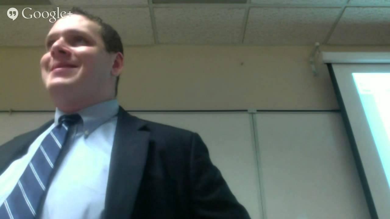 Law School Orientation - Mock Property Class (Pierson v  Post)