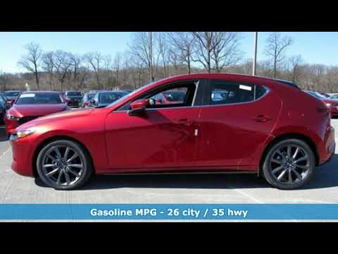 New 2019 Mazda Mazda3 Lutherville MD Baltimore, MD #Z9106703