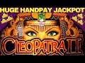 Cleopatra 2 Slot ★MASSIVE JACKPOT HANDPAY!★ 👉RARE RETRIGGERS | Cleopatra Slot JACKPOT WIN | NG Slot