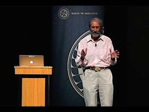 SFI Community Lecture - Geoffrey West - YouTube