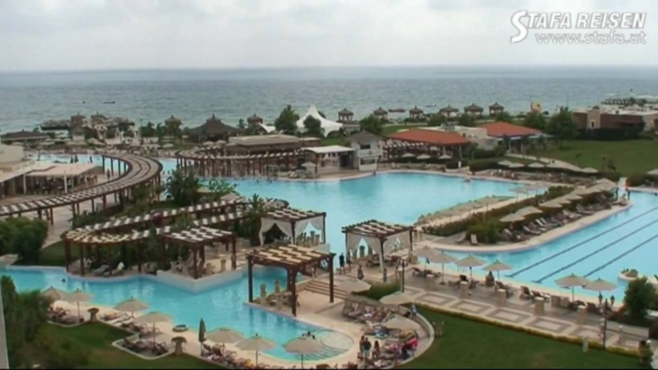 Stafa Reisen Hotelvideo Ela Quality Resort Belek