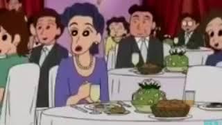 Shinchan in hindi  original song by shinchan and kazama full episode