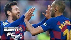 Martin Braithwaite predicts epic link-up with Lionel Messi at Barcelona | ESPN FC