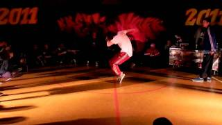 cats claw vs knockout gang  - Breakmania 2011