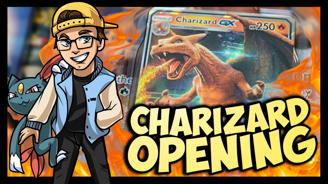 Detective Pikachu Charizard Gx Case File Opening Youtube