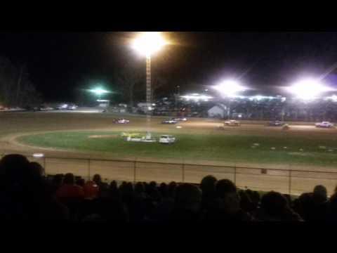 Bomber Heat 2 Lincoln Park Speedway