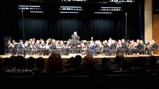 MSBOA District 2 High School Honors Band 2014