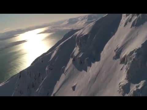 Heliski Freeride Iceland : amazing extreme sports !
