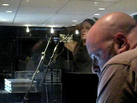 Steel Assassins John Falzone in the studio