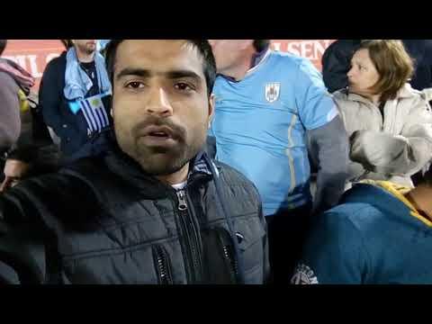 Uruguay Vs Argentina football Match- 31 august 2017