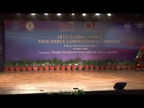 18th Global Female Folk Dance Competition & Carnival Day 2