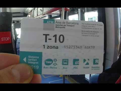 The Cheapest Way From Barcelona Airport To The City Center