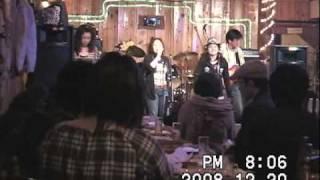 えまのん(6th) 2008年12月20日、岡山市富田町Wonderful Worldにて。 Vo...