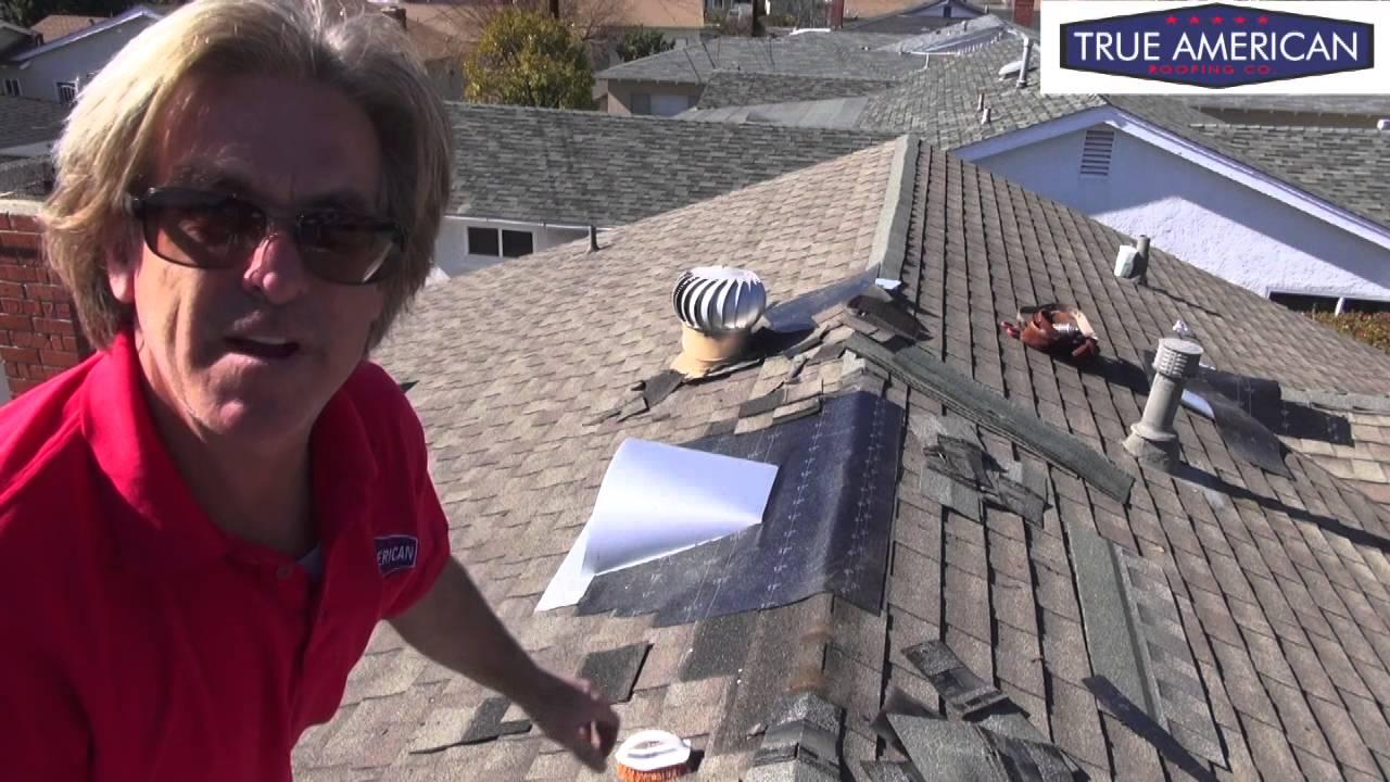 Roof Repair Fix Dormer Vent Wind Damage Torrance Roofing