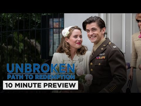 Unbroken: Path To Redemption   10 Min Preview   Own It Now On Digital, Blu-ray & DVD