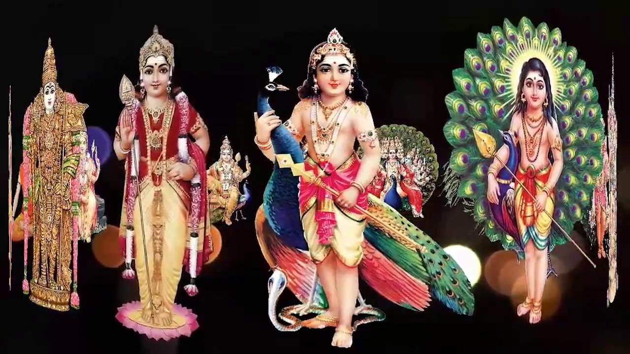 Free 4D Murugan Kartikeya Mobile App, Live WallPaper