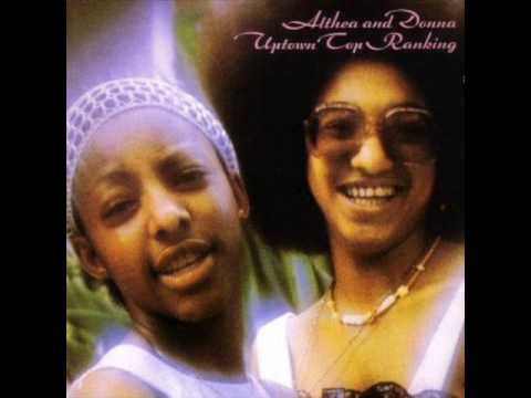 Anthea And Donna Uptown Top Ranking