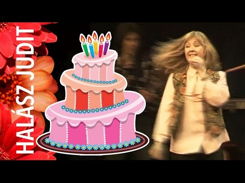 boldog születésnapot halász judit szöveg Halász Judit: Boldog születésnapot (gyerekdal, koncert részlet  boldog születésnapot halász judit szöveg